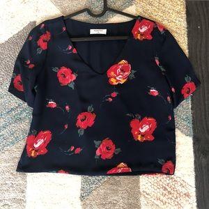 Floral Randy blouse